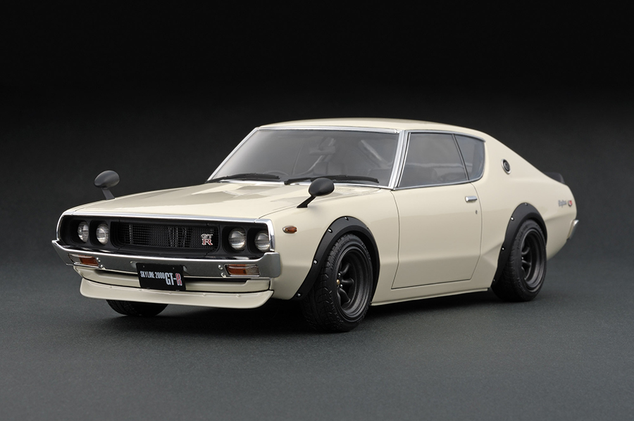 THIS JUST IN: Ignition's Dazzling Nissan Skyline 2000 GT-R Kenmeri