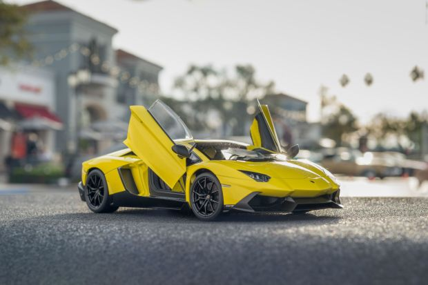GBartlett Aventador 2K Edit